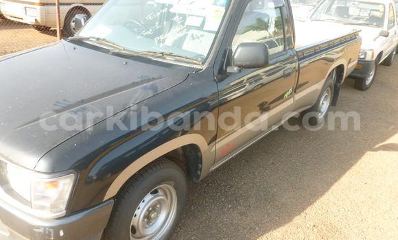 Buy Toyota Land Cruiser Black Car in Arua in Uganda