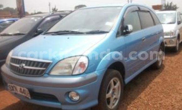 Buy Toyota 4Runner Blue Car in Arua in Uganda