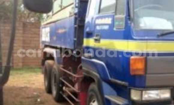 Buy Isuzu D-MAX Blue Car in Arua in Uganda