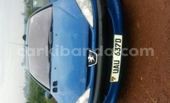 Buy Peugeot 206 Blue Car in Arua in Uganda