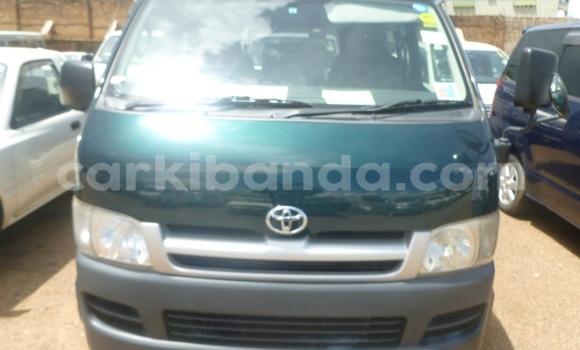 Buy Toyota 4Runner Black Car in Arua in Uganda