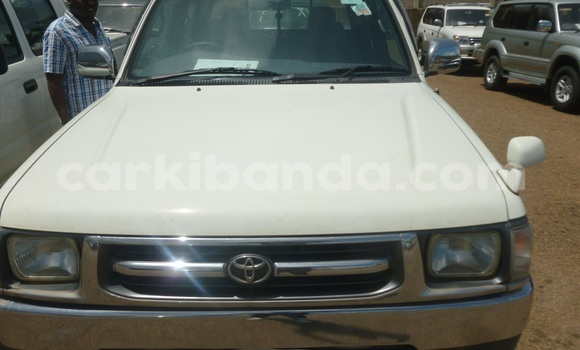 Buy Toyota Hilux White Car in Arua in Uganda