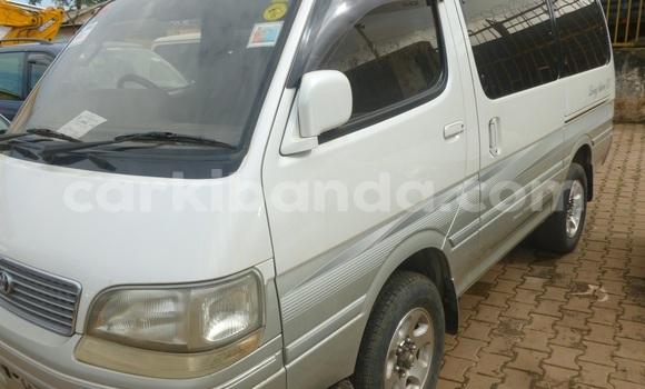 Buy Toyota Town Ace White Car in Kampala in Uganda
