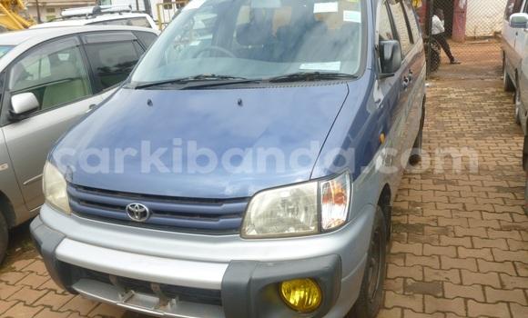 Buy Toyota Noah Blue Car in Arua in Uganda