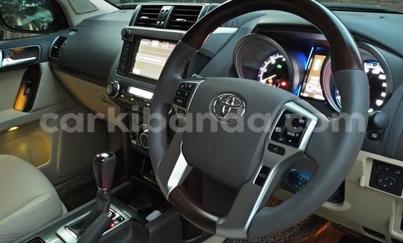 Buy Toyota 4Runner White Car in Arua in Uganda