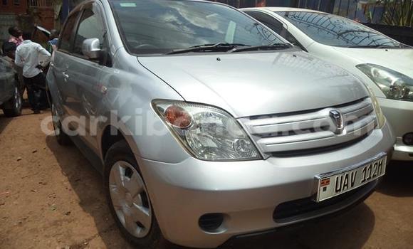 Buy Toyota IST Silver Car in Arua in Uganda