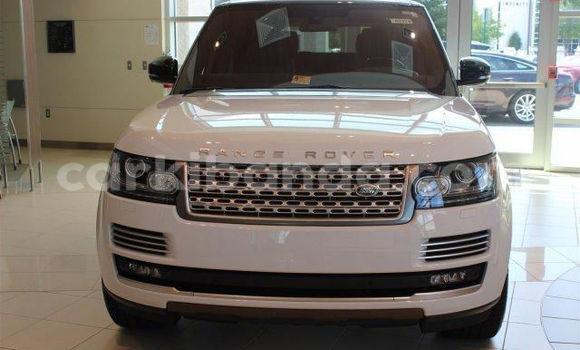 Buy Land Rover Range Rover White Car in Arua in Uganda