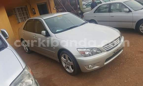 Buy Toyota Altezza Silver Car in Kampala in Uganda