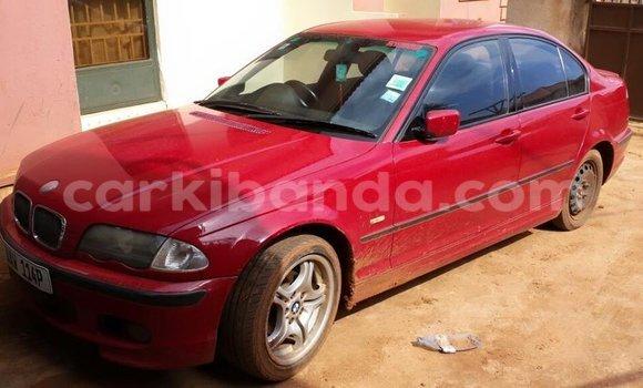 Buy BMW 3-Series Red Car in Kampala in Uganda