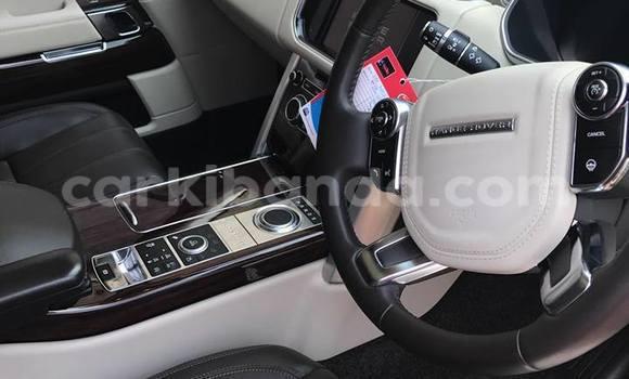 Buy Land Rover Range Rover Black Car in Kampala in Uganda