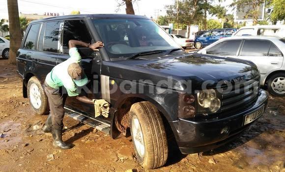 Buy Land Rover Range Rover Vogue Black Car in Kampala in Uganda