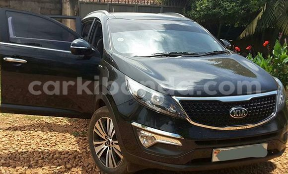 Buy Kia Sportage Black Car in Kampala in Uganda