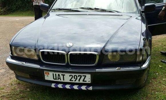 Buy BMW 5-Series Blue Car in Kampala in Uganda
