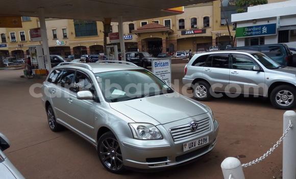 Buy Toyota Avensis Silver Car in Arua in Uganda