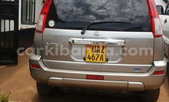 Buy Nissan X-Trail Silver Car in Kampala in Uganda