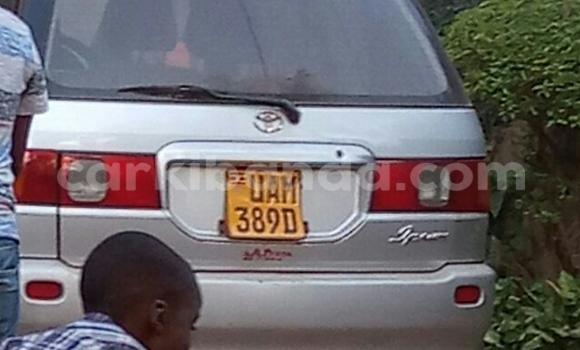 Buy Toyota Epsun Silver Car in Arua in Uganda