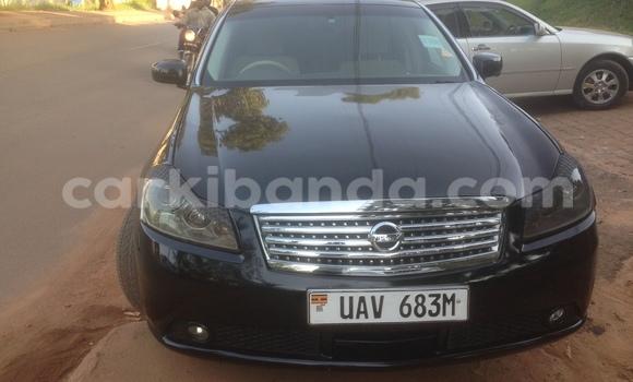 Buy Nissan UNKNOWN Black Car in Arua in Uganda