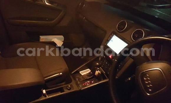 Buy Audi A3 Black Car in Kampala in Uganda