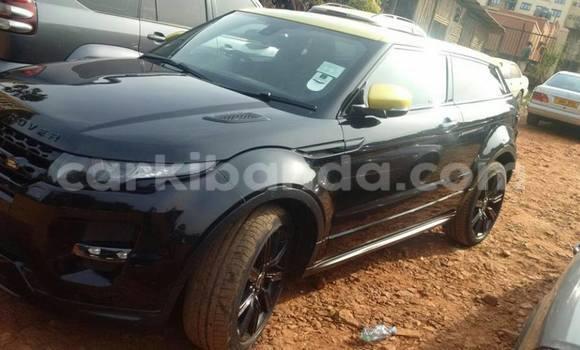 Buy Land Rover Range Rover Evoque Black Car in Kampala in Uganda