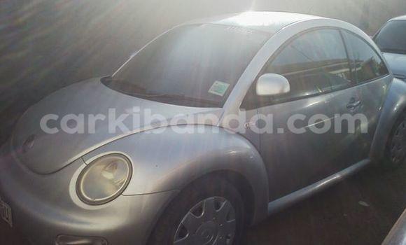 Buy Volkswagen Beetle Silver Car in Kampala in Uganda