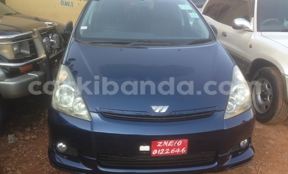 Buy Toyota Wish Blue Car in Arua in Uganda