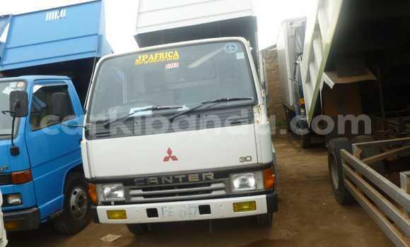 Buy Toyota Canter White Car in Kampala in Uganda