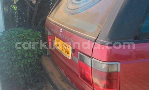 Buy Land Rover Range Rover Red Car in Kampala in Uganda