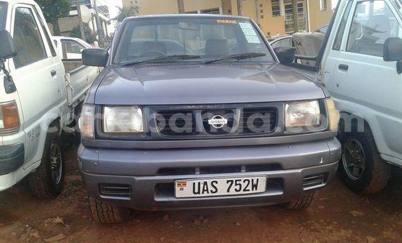 Buy Nissan Pickup Black Car in Kampala in Uganda