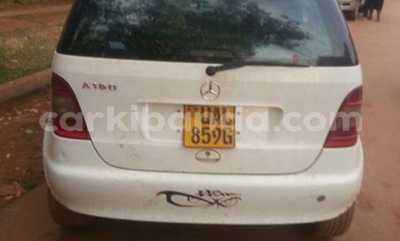 Buy Mercedes Benz A-Class White Car in Kampala in Uganda