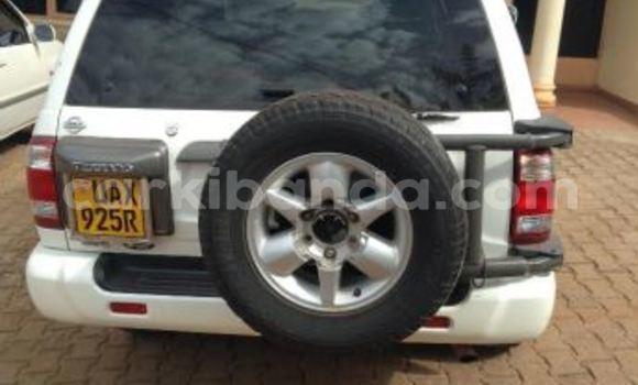 Buy Nissan Terrano White Car in Kampala in Uganda