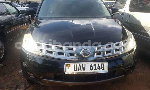 Buy Nissan Murano Black Car in Kampala in Uganda