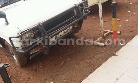 Buy Nissan Pickup White Car in Kampala in Uganda