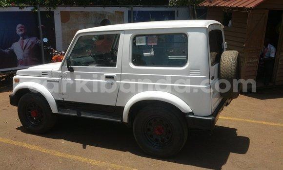 Buy Suzuki Jimny White Car in Arua in Uganda