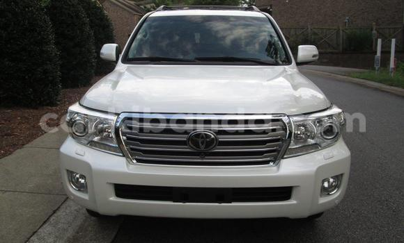 Buy Toyota Land Cruiser White Car in Masaka in Uganda