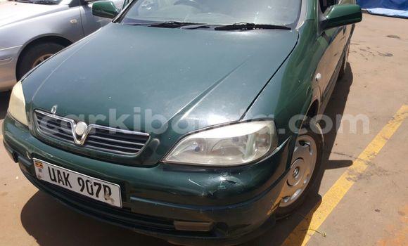 Buy Opel Astra Green Car in Kampala in Uganda