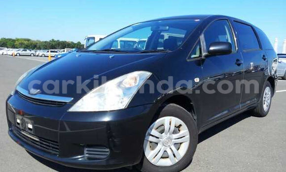 Buy Toyota Wish Black Car in Arua in Uganda