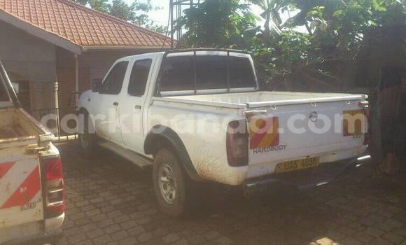 Buy Nissan Hardbody White Car in Kampala in Uganda