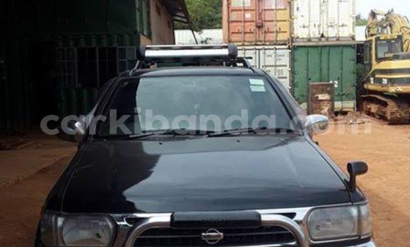 Buy Nissan Terrano Black Car in Kampala in Uganda