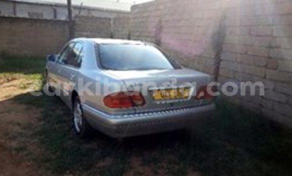 Buy Mercedes Benz E-Class Silver Car in Kampala in Uganda