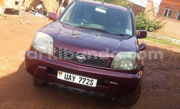 Buy Nissan X-Trail Red Car in Kampala in Uganda