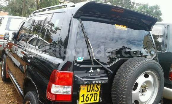 Buy Mitsubishi Pajero Black Car in Kampala in Uganda