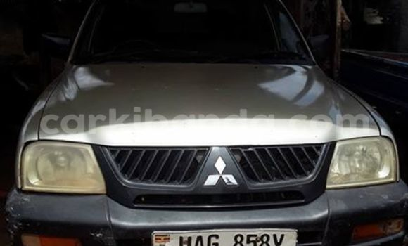Buy Mitsubishi L200 Silver Car in Kampala in Uganda