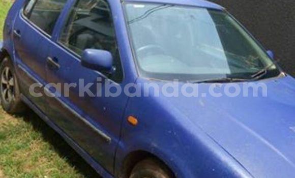 Buy Volkswagen Polo Blue Car in Kampala in Uganda