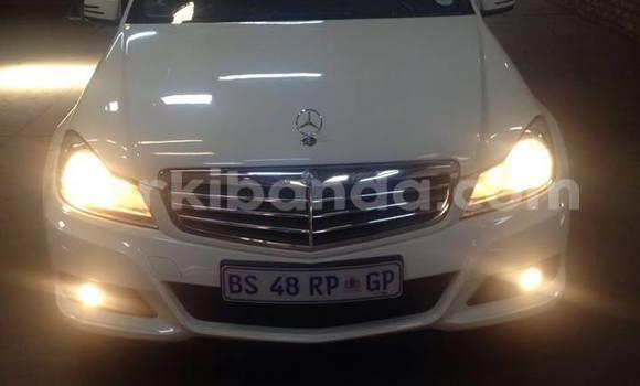 Buy Mercedes Benz C-Class White Car in Kampala in Uganda