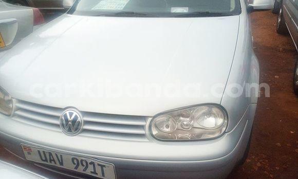 Buy Volkswagen Golf Silver Car in Kampala in Uganda