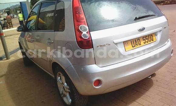 Buy Ford Fiesta Silver Car in Kampala in Uganda