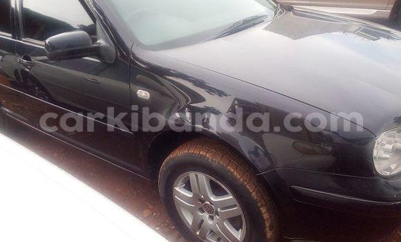 Buy Volkswagen Golf Black Car in Kampala in Uganda