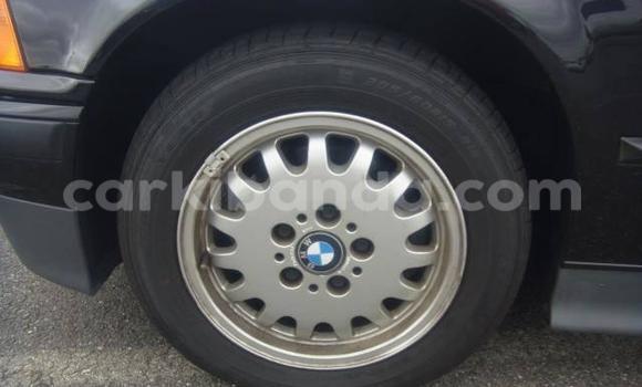 Buy BMW 3-Series Black Car in Kampala in Uganda