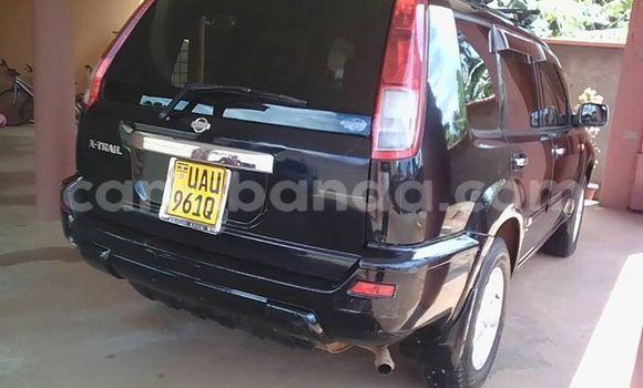 Buy Nissan X-Trail Black Car in Kampala in Uganda