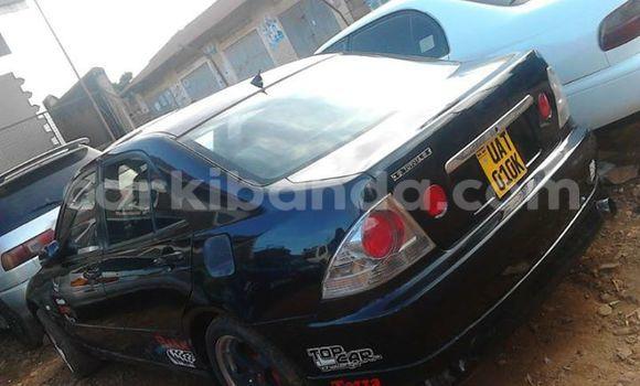 Buy Toyota Altezza Black Car in Arua in Uganda